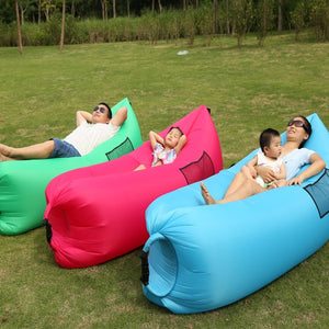 Cloud Lounger Instant Comfort Anywhere