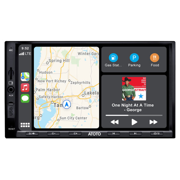 ATOTO F7 Series F7G2A7SE Car Stereo Receiver (This model do not support selling on North America area.)
