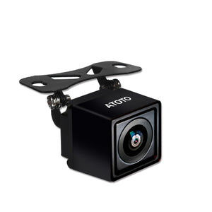 ATOTO AC-HD03LR 720P Rearview Backup Camera (180° Wide-Angle), VSV (Virtual Surround-View) Parking (Select ATOTO S8 Gen2 Models), LRV (Live Rearview), Night Vision and Waterproof. (This model only support selling on North America area.)