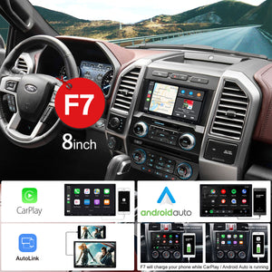 ATOTO 8inch F7G1A8PE in-Dash Video Receiver (This model do not support selling on North America area.)
