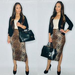 My Fierce Side Skirt/Dress-Dresses-Fierce Impression Boutique