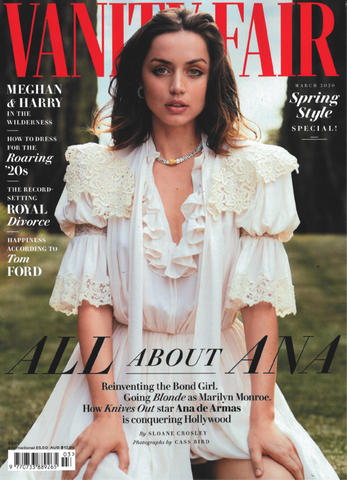 Vanity Fair - March 2020 - Jeenaa