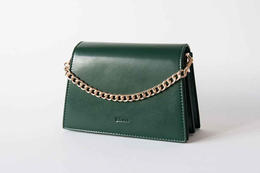 Jee Emerald Bag