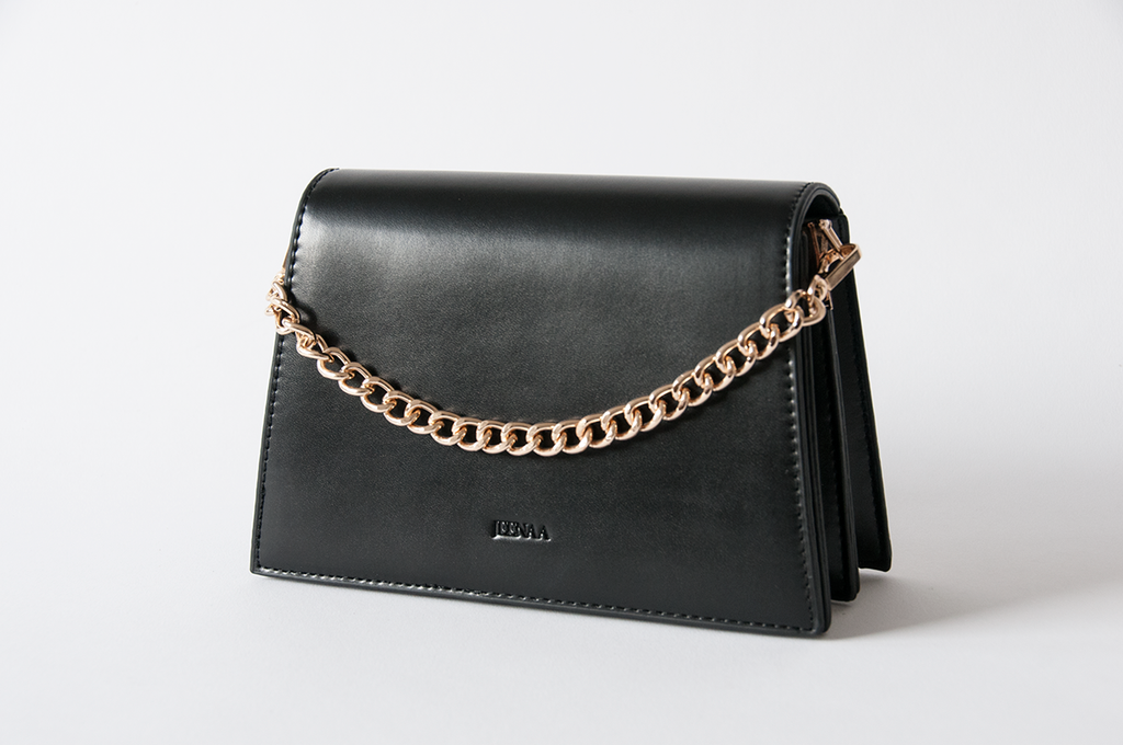 Jee Black Bag - Women's Bag - Shoulder Bag