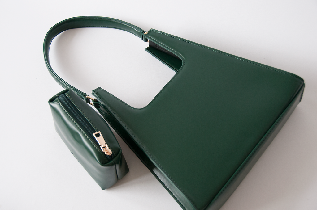 Jiyo Emerald Bag - Women's Handbag - Shoulder Bag