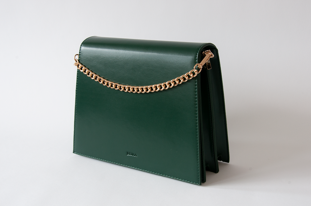 Jeele Emerald Bag - Women's Handbag - Shoulder Bag