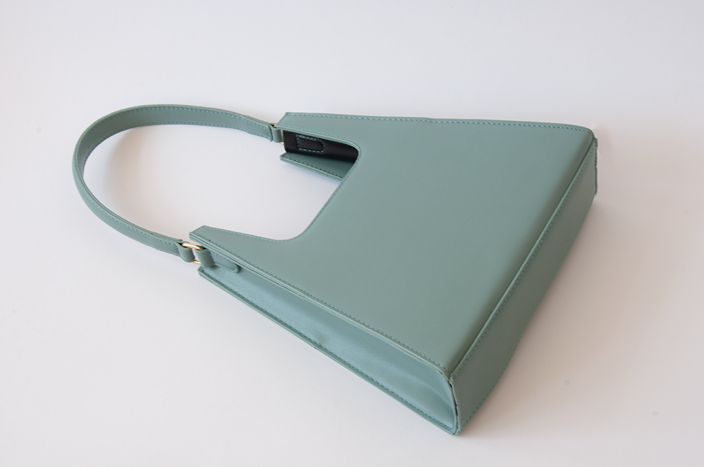 Jiyo Teal Bag - Women's Handbag - Shoulder Bag