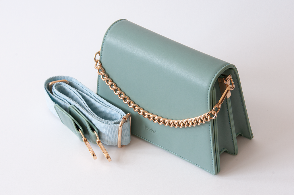 Jee Teal Bag  - Women's Bag - Shoulder Bag