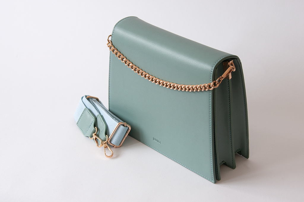Jeele Teal Bag