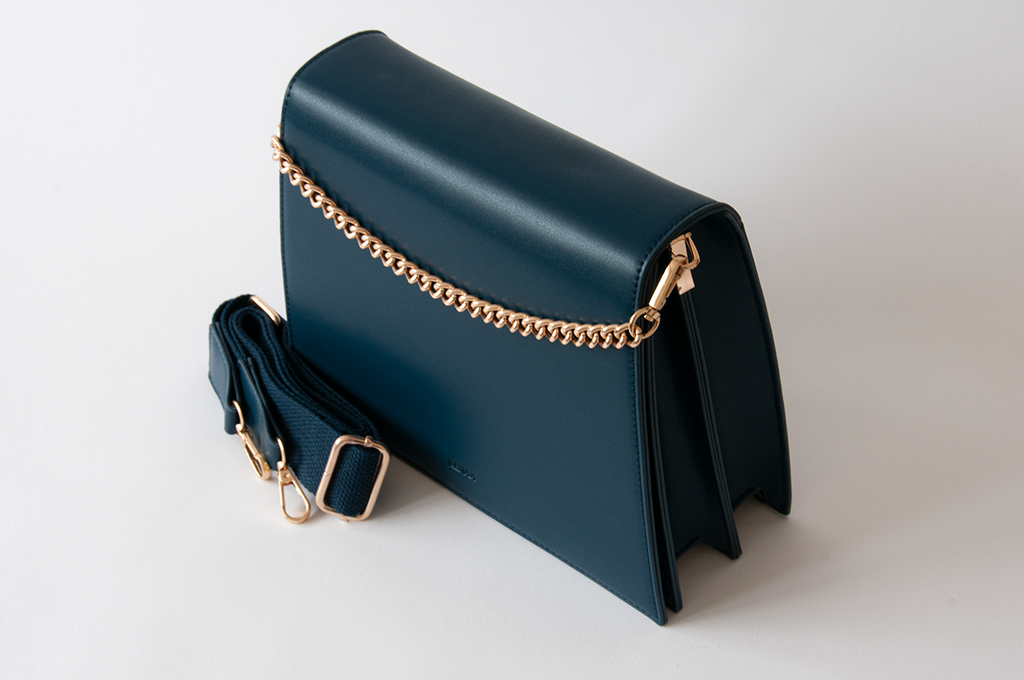 Jeele Navy Bag
