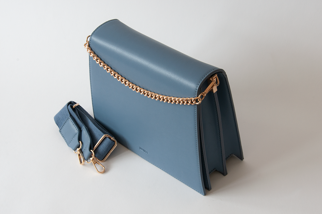 Jeele Blue Bag - Women's Handbags - Shoulder Bag