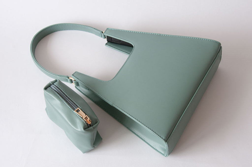 Jiyo Teal Bag