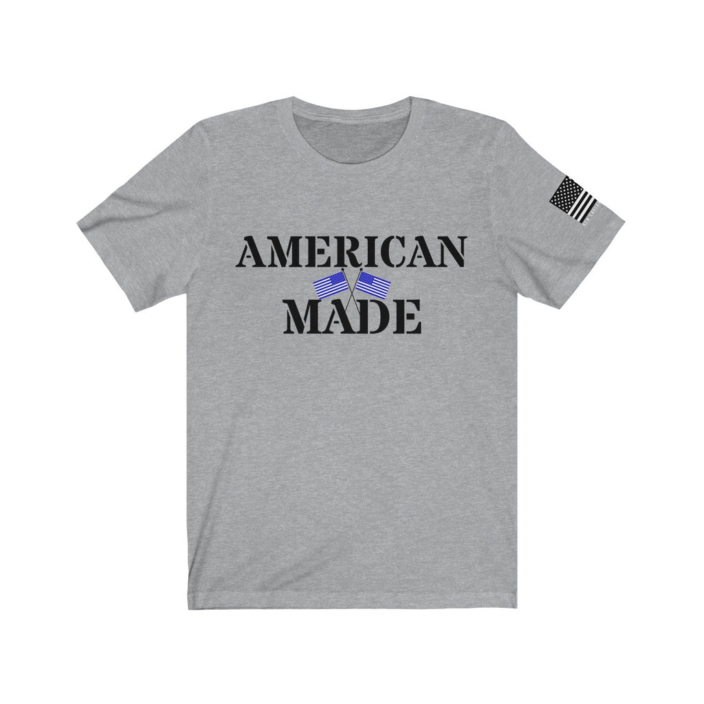 American Made: Double Blue Flag