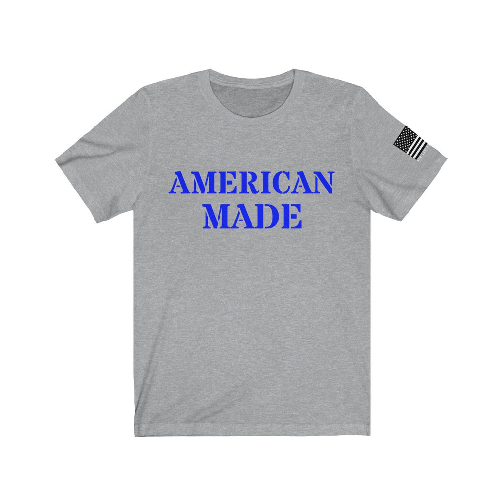American Made in Blue