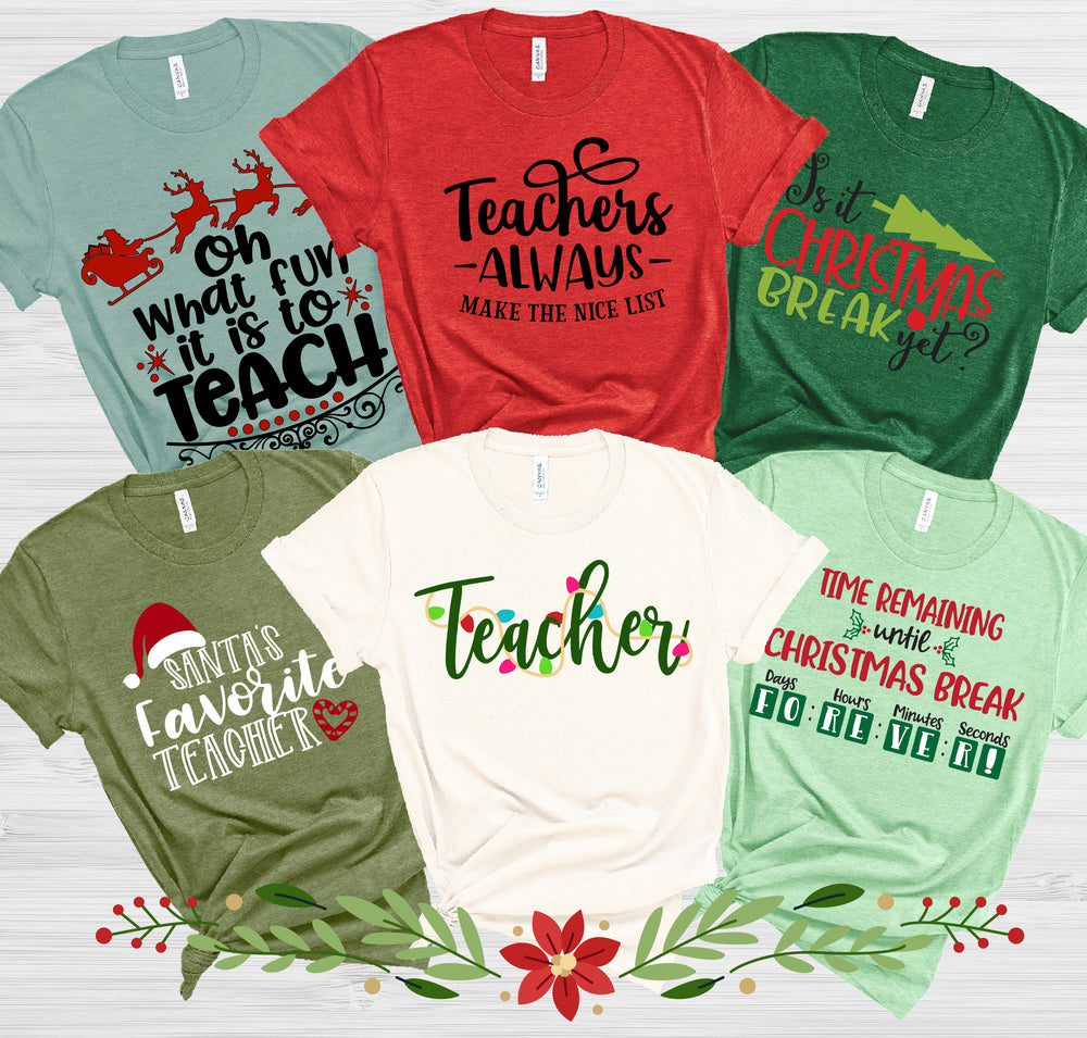 Teacher Christmas