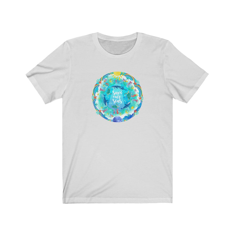 (Soft Unisex Bella) Save Our Seas