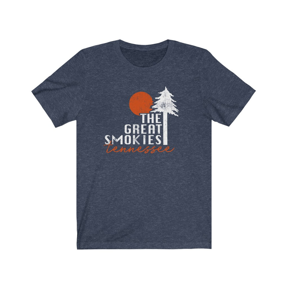 (Soft Unisex Bella) The Great Smokies Tennessee