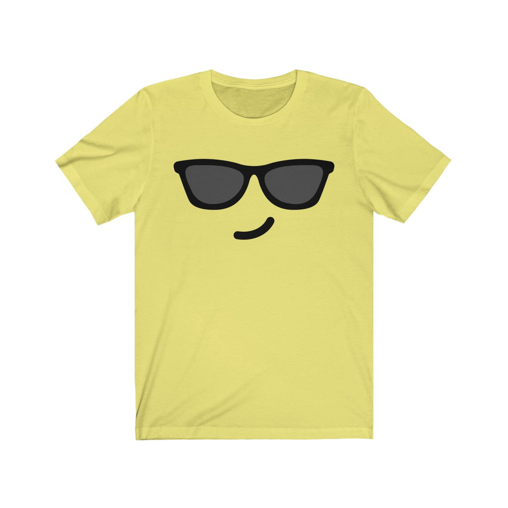 (Soft Unisex Bella) Emoji Sunglasses