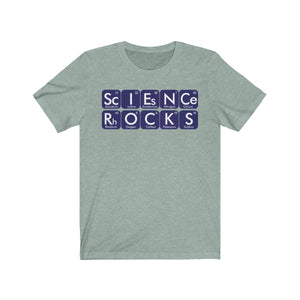 (Soft Unisex Bella) Science Rocks