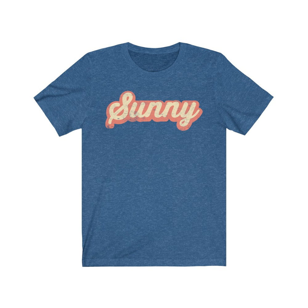 (Soft Unisex Bella - other colors) Sunny