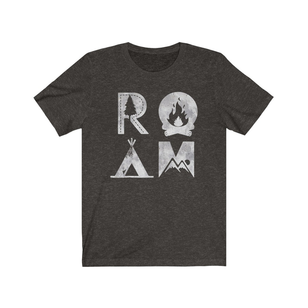 (Soft Unisex Bella) Roam Outdoors
