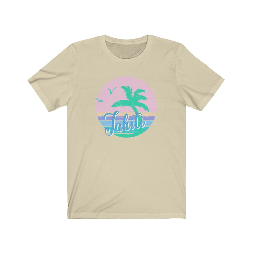(Soft Unisex Bella) Tahiti - Iconic World Destinations