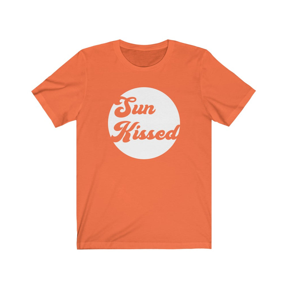 (Soft Unisex Bella) Sun Kissed (white sun)