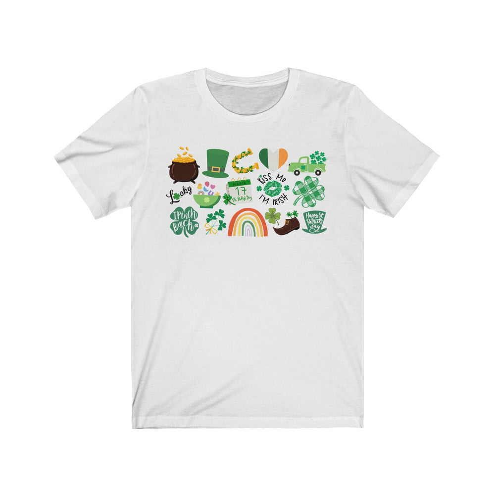 (Soft Unisex Bella) It's the Little Things St. Patrick's Day