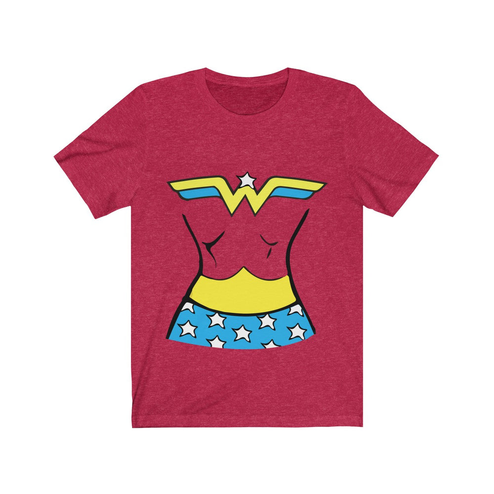 backup Wonder Woman