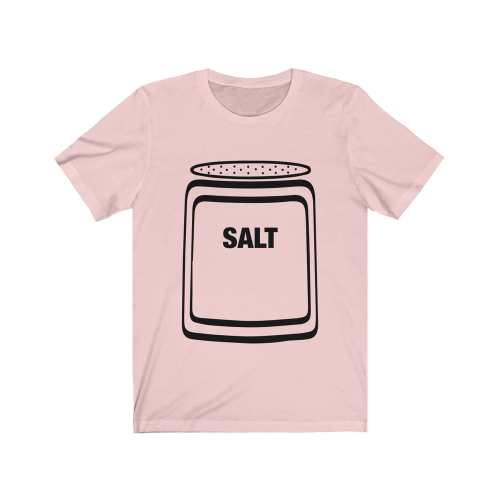 (Soft Unisex Bella) Salt Costume-T-Shirt-Ellas-Canvas-DesIndie