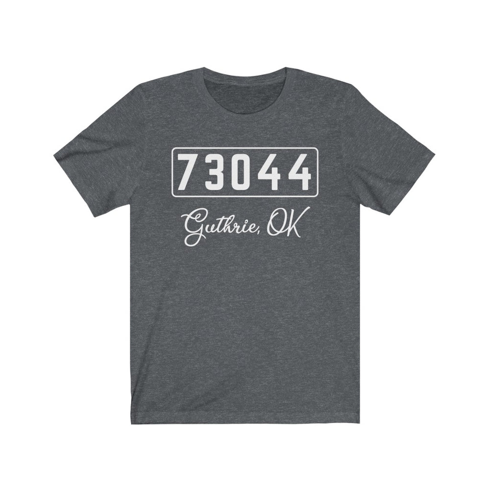 (Soft Unisex Bella) Zipcode City Name -  Guthrie, OK 73044