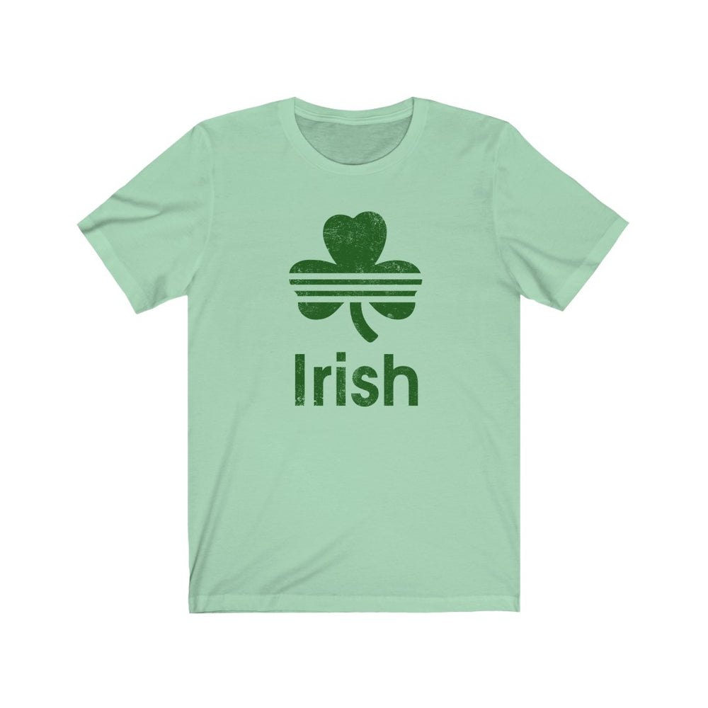 (Soft Unisex Bella - Greens) Irish St. Patrick's Day