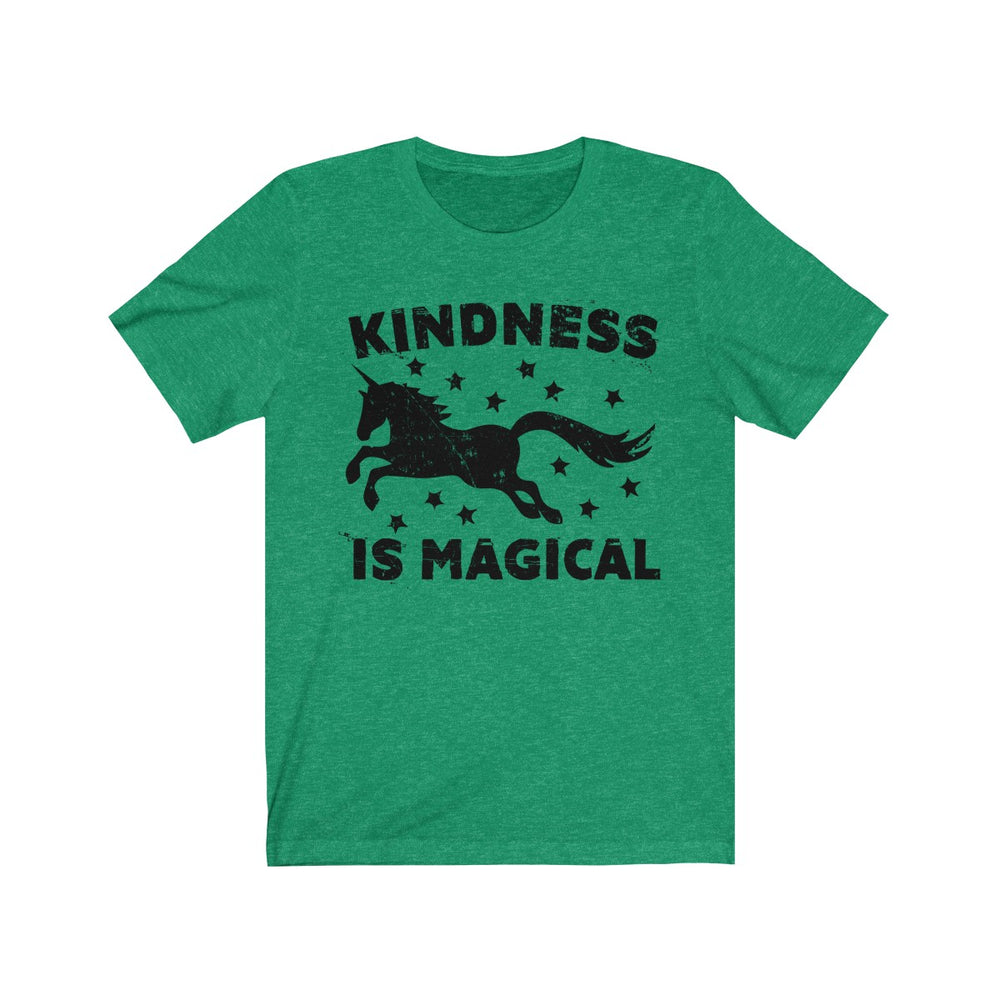 (Unisex Soft Bella) Kindness is Magical