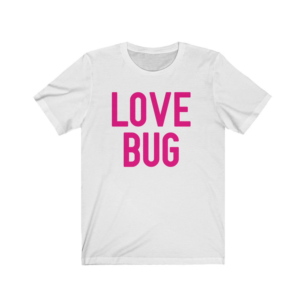 (Unisex Soft Bella) Conversational Hearts Costume Tee - LOVE ME