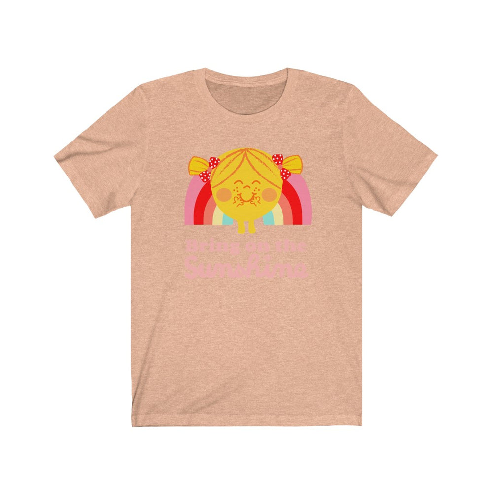 (Soft Unisex Bella) Little Miss Sunshine