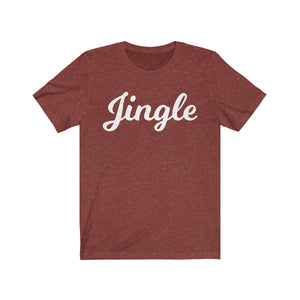 (Soft Unisex Bella) Matching Set Holiday - Jingle