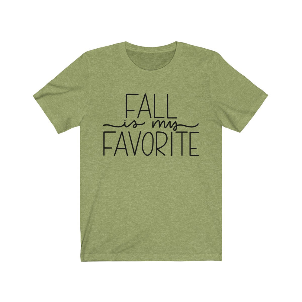 (Soft Unisex Bella) Fall is my Favorite