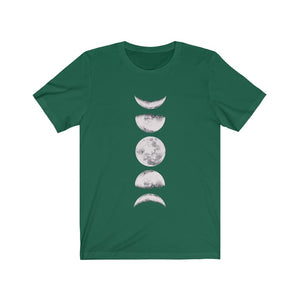 (Soft Unisex Bella) Phases of the Moon