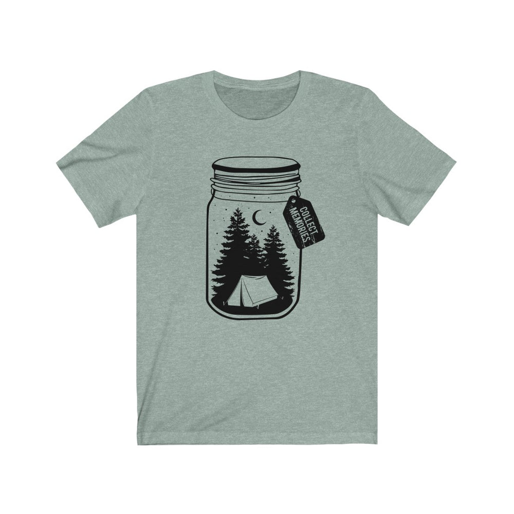 (Soft Unisex Bella - other colors) Collect Memories (black)