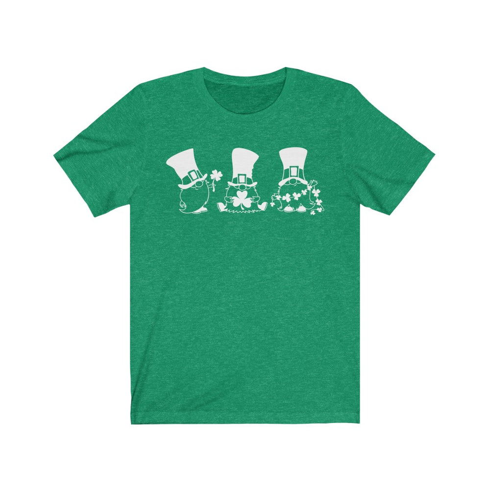 (Soft Unisex Bella) 3 Leprechauns St. Patrick's Day
