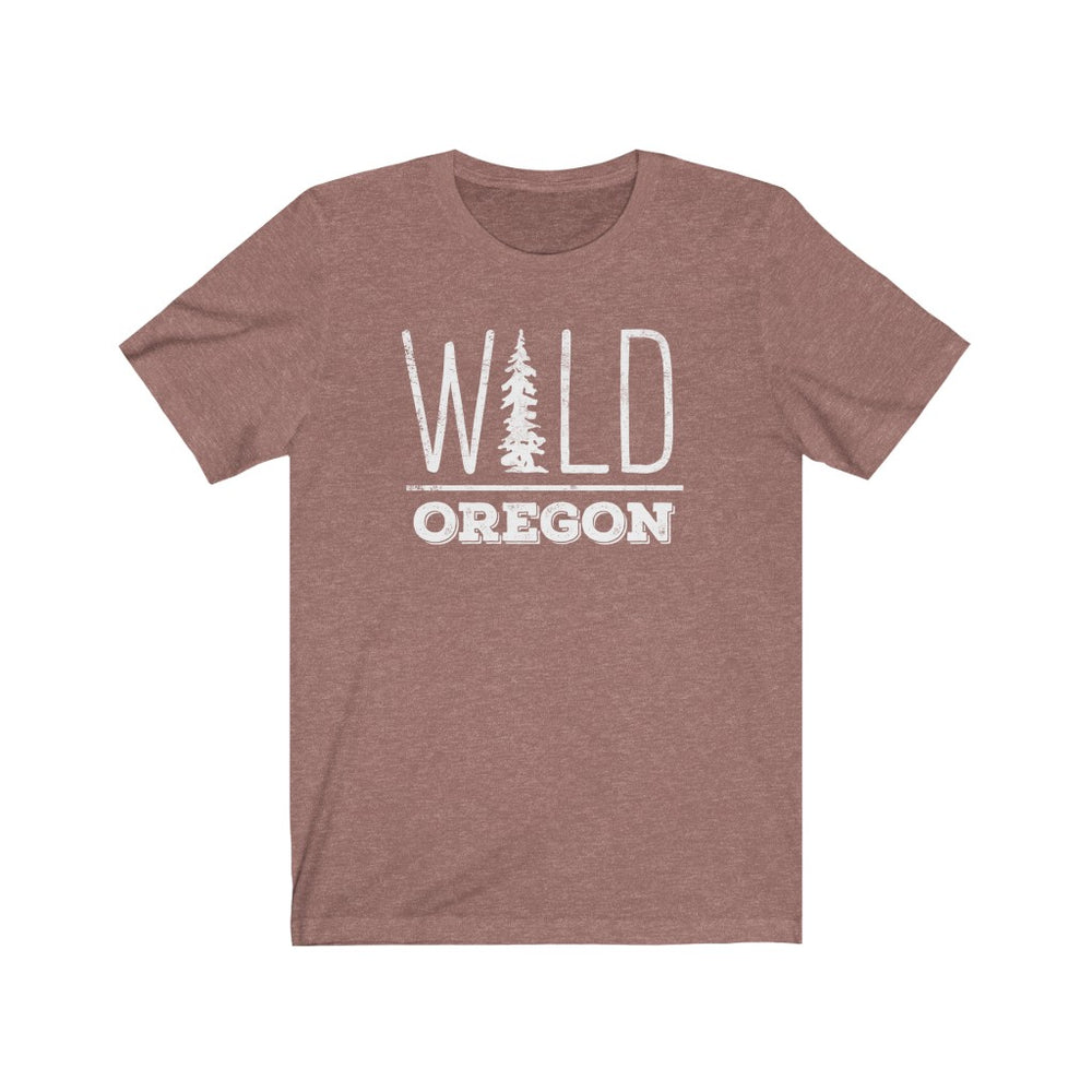 (Soft Unisex Bella) Wild Oregon