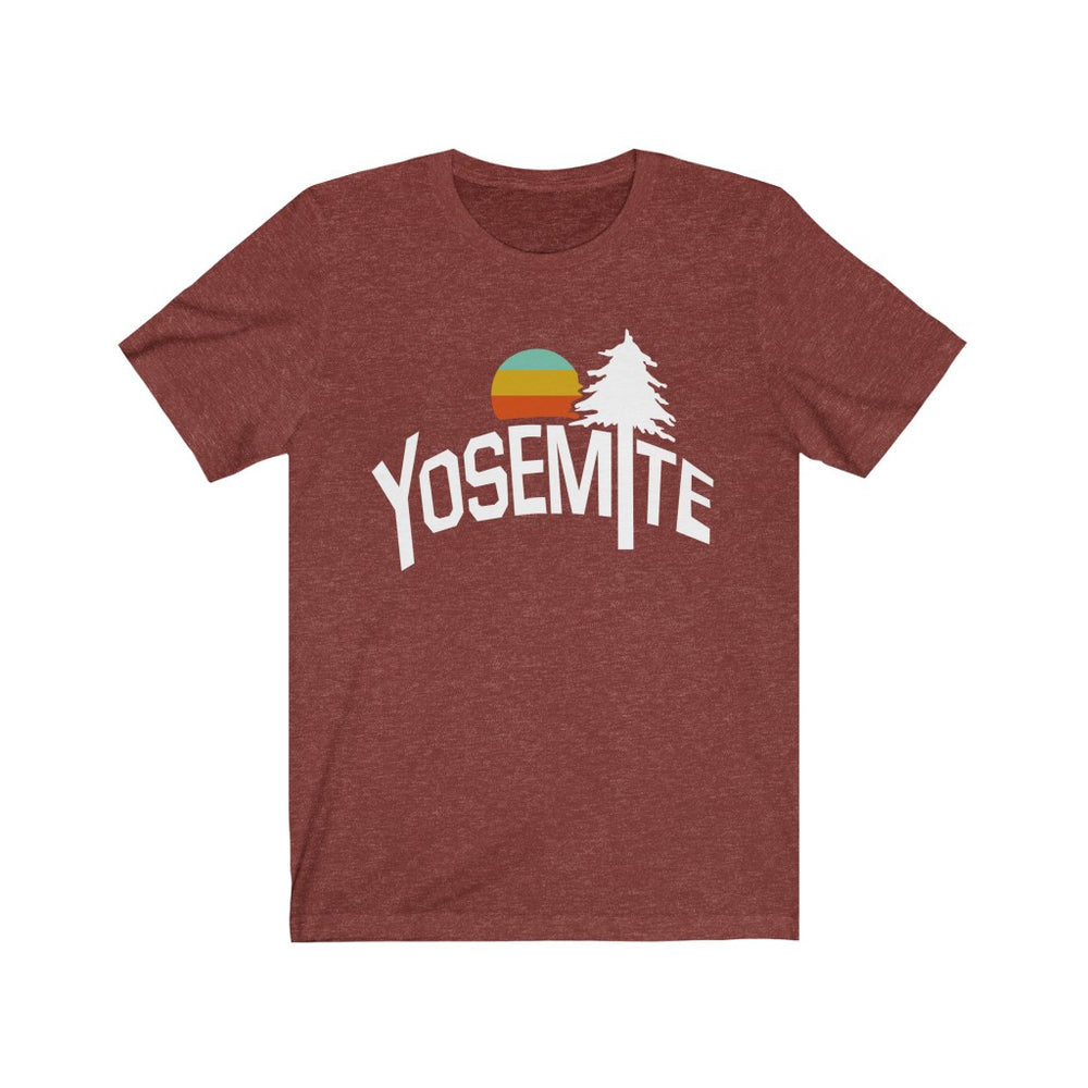 (Soft Unisex Bella) Yosemite National Park - Iconic World Destinations