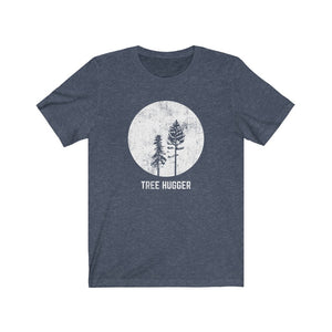 (Soft Unisex Bella) Tree Hugger