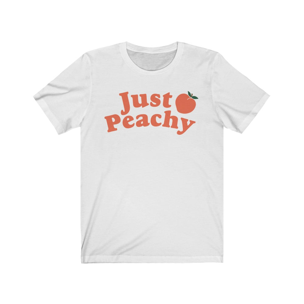 (Soft Unisex Bella) Just Peachy