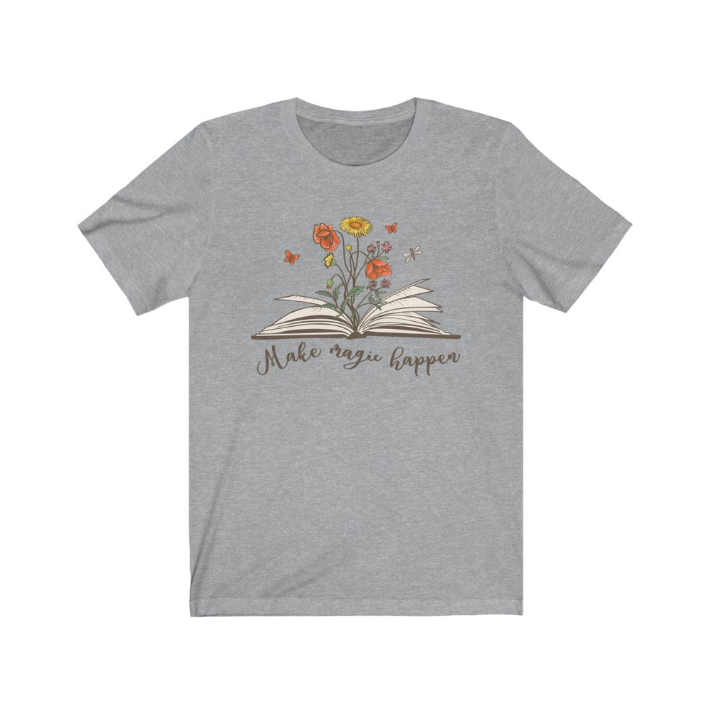 (Soft Unisex Bella) Make Magic Happen Book