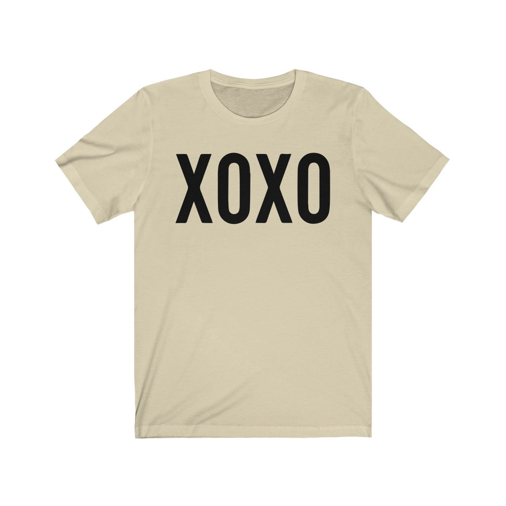 (Soft Unisex Bella) XOXO