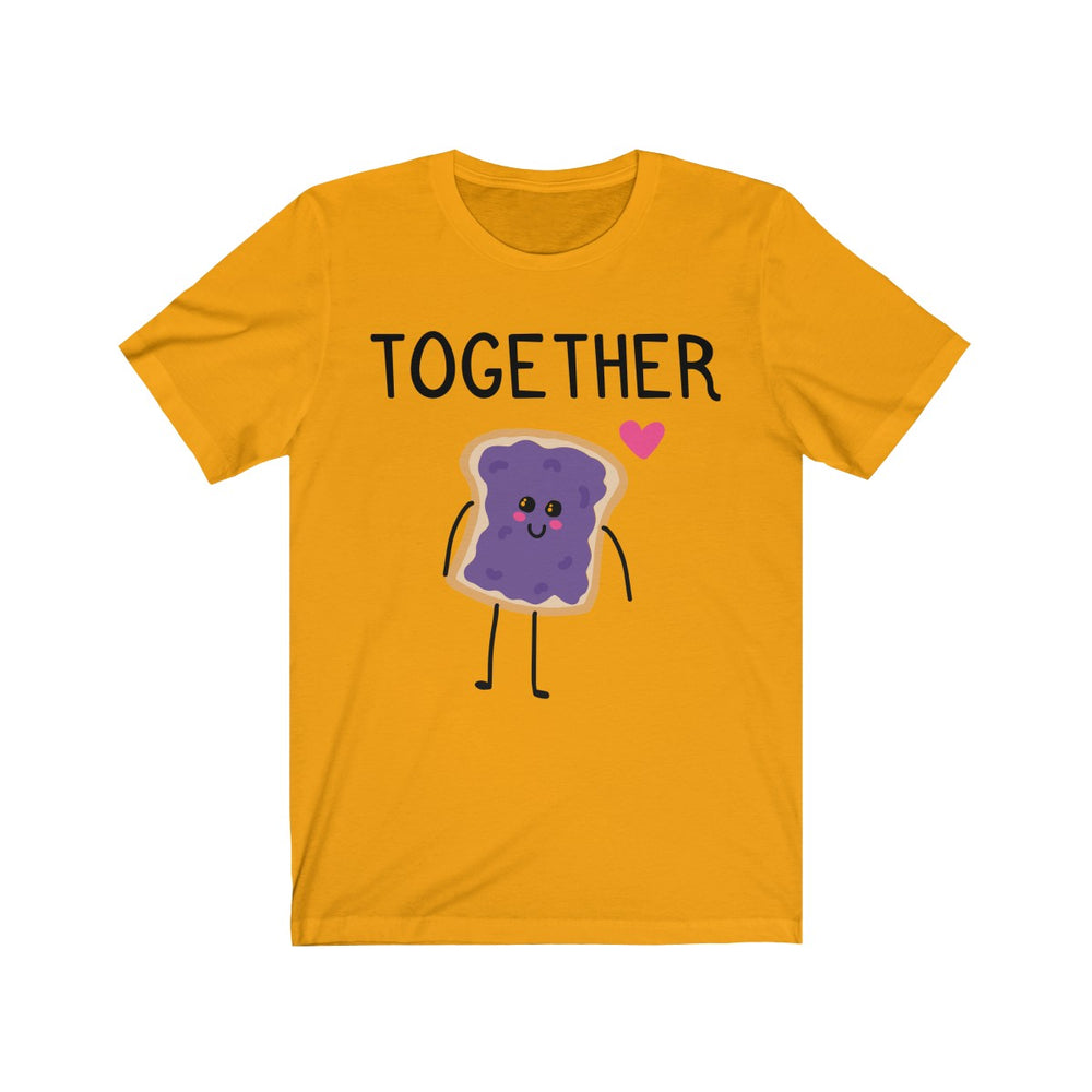 (Soft Unisex Bella) We Belong Together Matching Sets - Jelly Bread