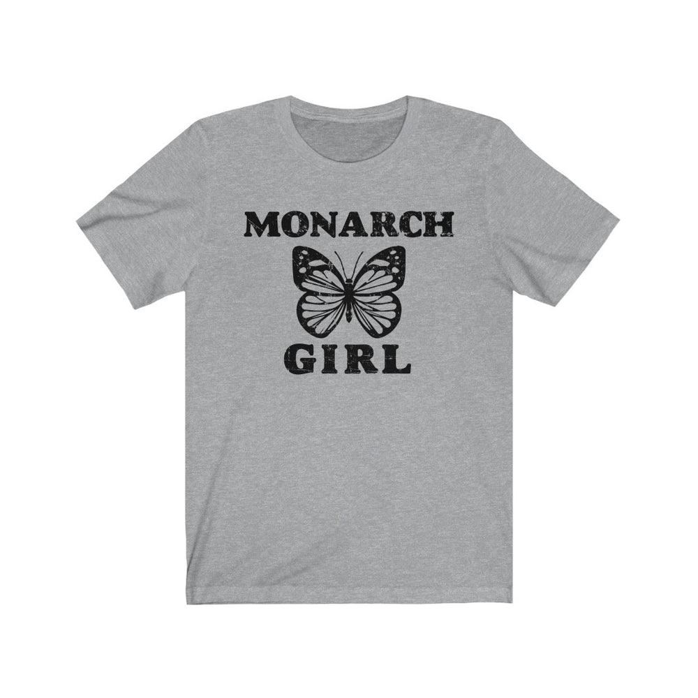 (Soft Unisex Bella) Monarch Girl