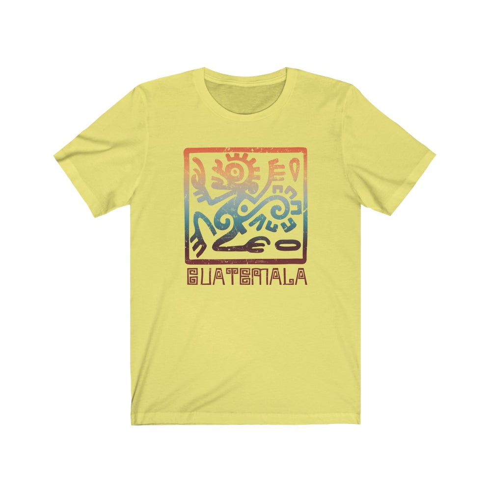 (Soft Unisex Bella) Guatemala - Iconic World Destinations