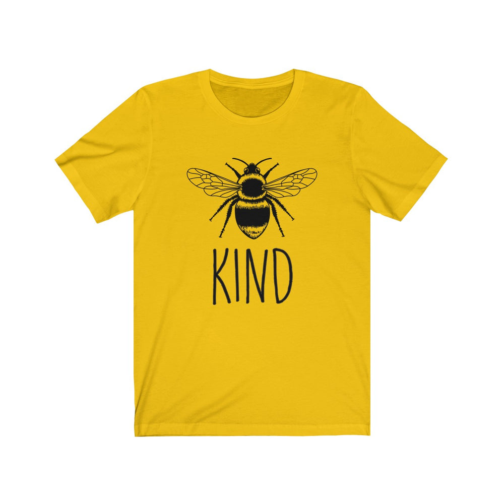 (Soft Bella Unisex) Bee Kind